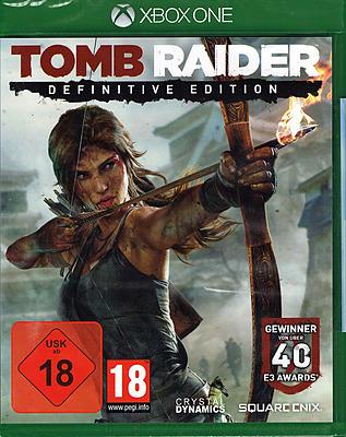 Einfach und sicher online bestellen: Tomb Raider Definitive Edition in Österreich kaufen.