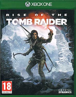 Einfach und sicher online bestellen: Rise of the Tomb Raider Steelbook (AT) in Österreich kaufen.