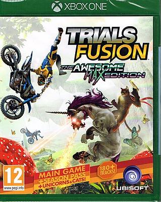Einfach und sicher online bestellen: Trials Fusion Awesome Level Max Edition (EU) in Österreich kaufen.