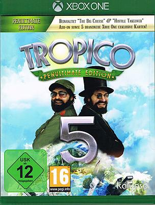 Einfach und sicher online bestellen: Tropico 5 Penultimate Edition in Österreich kaufen.