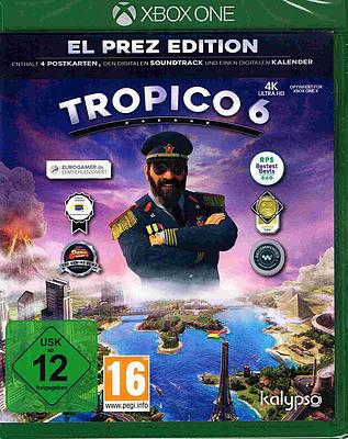 Einfach und sicher online bestellen: Tropico 6 El Prez Edition in Österreich kaufen.