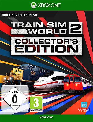 Einfach und sicher online bestellen: Train Sim World 2 Collectors Edition in Österreich kaufen.