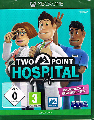 Einfach und sicher online bestellen: Two Point Hospital in Österreich kaufen.