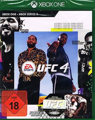 Einfach und sicher online bestellen: UFC 4 + 4 Boni (AT-PEGI) in Österreich kaufen.