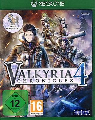 Einfach und sicher online bestellen: Valkyria Chronicles 4 Limited Edition in Österreich kaufen.
