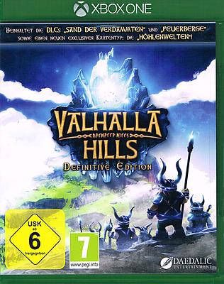 Einfach und sicher online bestellen: Valhalla Hills Definitive Edition (PEGI) in Österreich kaufen.