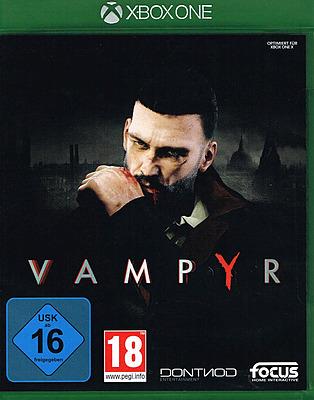 Einfach und sicher online bestellen: Vampyr in Österreich kaufen.