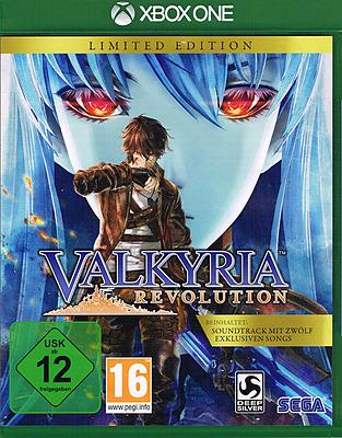 Einfach und sicher online bestellen: Valkyria Revolution Limited Edition in Österreich kaufen.