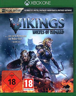 Einfach und sicher online bestellen: Vikings: Wolves of Midgard Special Edition in Österreich kaufen.