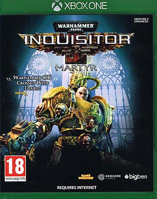 Einfach und sicher online bestellen: Warhammer 40.000: Inquisitor Martyr (EU-Import) in Österreich kaufen.
