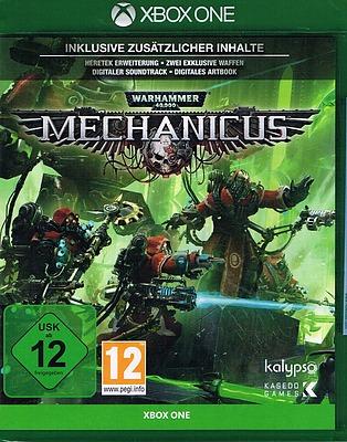 Einfach und sicher online bestellen: Warhammer 40.000: Mechanicus in Österreich kaufen.