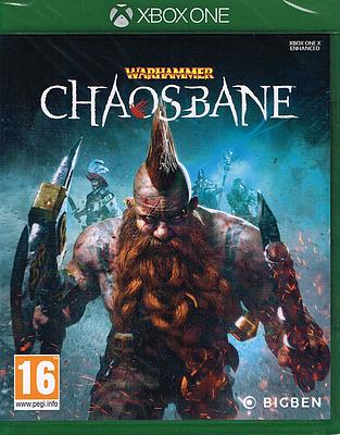 Einfach und sicher online bestellen: Warhammer Chaosbane (PEGI) in Österreich kaufen.