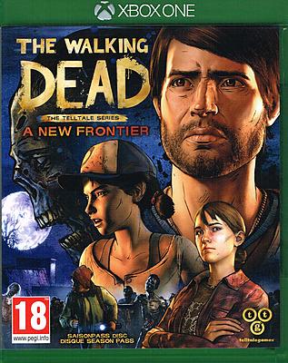Einfach und sicher online bestellen: The Walking Dead Season 3: Neuland (AT-PEGI) in Österreich kaufen.