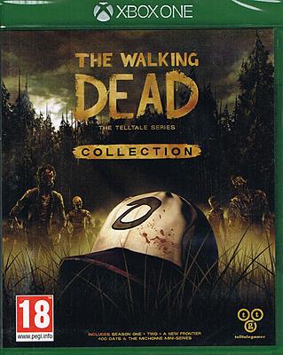 Einfach und sicher online bestellen: The Walking Dead: Telltale Collection (EU-Import) in Österreich kaufen.