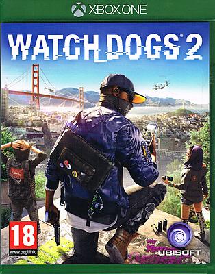 Einfach und sicher online bestellen: Watch Dogs 2 (AT-PEGI) in Österreich kaufen.