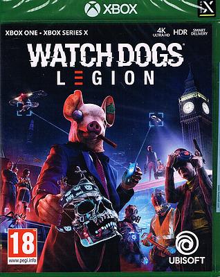 Einfach und sicher online bestellen: Watch Dogs Legion + 3 Boni (AT-PEGI) in Österreich kaufen.
