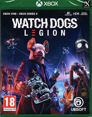 Einfach und sicher online bestellen: Watch Dogs Legion (PEGI) in Österreich kaufen.