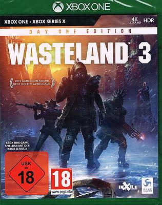 Einfach und sicher online bestellen: Wasteland 3 + 12 Boni in Österreich kaufen.