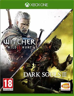 Einfach und sicher online bestellen: The Witcher 3: Wild Hunt + Dark Souls 3 in Österreich kaufen.