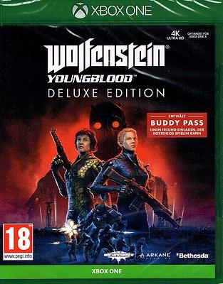 Einfach und sicher online bestellen: Wolfenstein: Youngblood Deluxe Edition + 10 DLCs in Österreich kaufen.