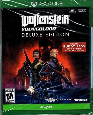 Einfach und sicher online bestellen: Wolfenstein: Youngblood Deluxe Edition (US-Import) in Österreich kaufen.