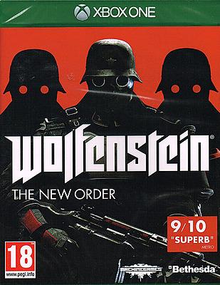 Einfach und sicher online bestellen: Wolfenstein: The New Order (EU-Import + Symbolik) in Österreich kaufen.