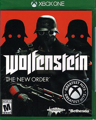Einfach und sicher online bestellen: Wolfenstein: The New Order (US-Import) in Österreich kaufen.