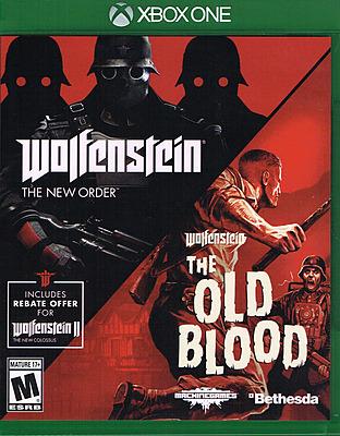 Einfach und sicher online bestellen: Wolfenstein: The Two Pack (US-Import + Symbolik) in Österreich kaufen.