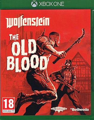 Einfach und sicher online bestellen: Wolfenstein: The Old Blood (PEGI + Symbolik) in Österreich kaufen.