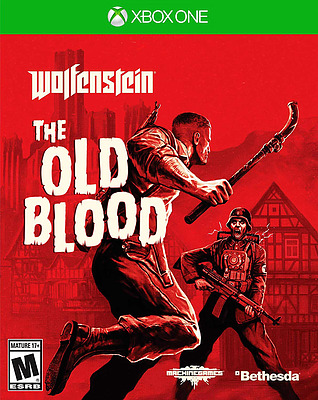 Einfach und sicher online bestellen: Wolfenstein: The Old Blood (US-Import + Symbolik) in Österreich kaufen.