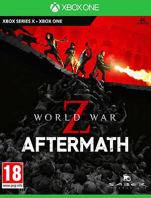 Einfach und sicher online bestellen: World War Z: Aftermath (AT-PEGI) in Österreich kaufen.