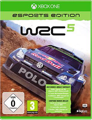 Einfach und sicher online bestellen: WRC 5 eSport Edition in Österreich kaufen.
