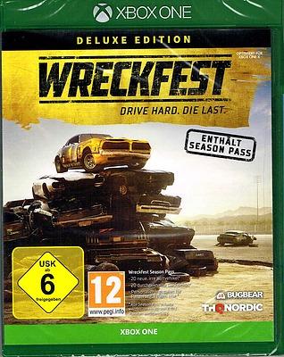 Einfach und sicher online bestellen: Wreckfest Deluxe Edition in Österreich kaufen.