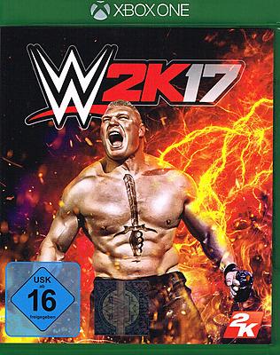 Einfach und sicher online bestellen: WWE 2K17 in Österreich kaufen.