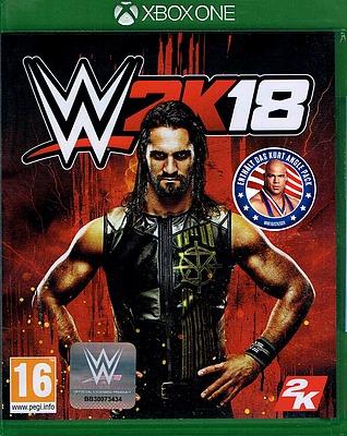 Einfach und sicher online bestellen: WWE 2K18 (AT-PEGI) in Österreich kaufen.