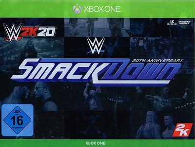 Einfach und sicher online bestellen: WWE 2K20 Collectors Edition in Österreich kaufen.