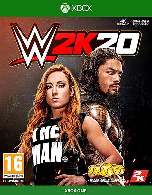 Einfach und sicher online bestellen: WWE 2K20 (PEGI) in Österreich kaufen.