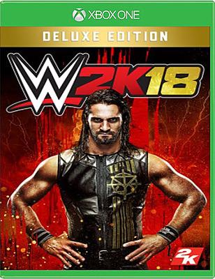 Einfach und sicher online bestellen: WWE 2K18 Deluxe Edition (AT-PEGI) in Österreich kaufen.