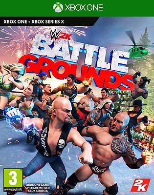 Einfach und sicher online bestellen: WWE Battlegrounds in Österreich kaufen.