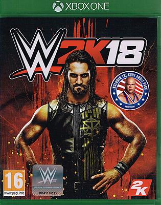 Einfach und sicher online bestellen: WWE 2K18 (EU-Import) in Österreich kaufen.