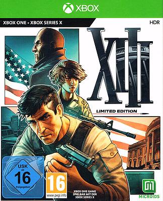 Einfach und sicher online bestellen: XIII Limited Edition (AT-PEGI) in Österreich kaufen.