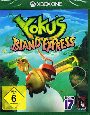 Einfach und sicher online bestellen: Yoku's Island Express Preis Hit in Österreich kaufen.