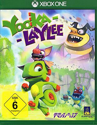 Einfach und sicher online bestellen: Yooka Laylee in Österreich kaufen.
