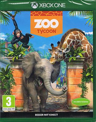Einfach und sicher online bestellen: Zoo Tycoon (AT-PEGI) in Österreich kaufen.