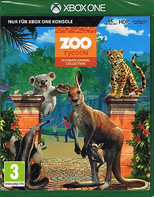 Einfach und sicher online bestellen: Zoo Tycoon Collection (AT-PEGI) in Österreich kaufen.