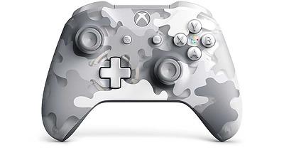Einfach und sicher online bestellen: Xbox One Controller Arctic Camo Special Edition in Österreich kaufen.