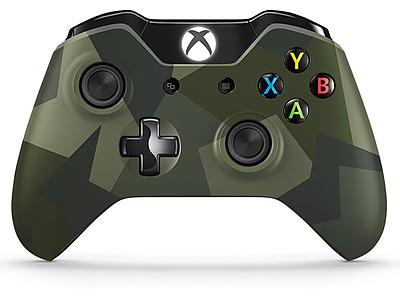 Einfach und sicher online bestellen: Xbox One Controller Armed Forces II in Österreich kaufen.