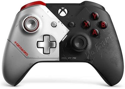 Einfach und sicher online bestellen: Xbox One Controller Cyberpunk 2077 Limited Edition in Österreich kaufen.