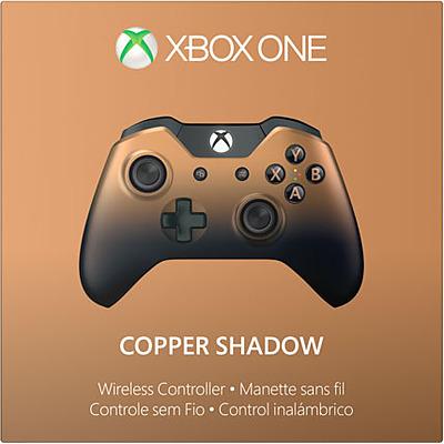 Einfach und sicher online bestellen: Xbox One Controller Copper Shadow Special Edition in Österreich kaufen.