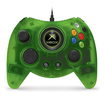 Einfach und sicher online bestellen: Xbox One Controller Duke Wired grün in Österreich kaufen.